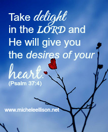 trust and delight in the Lord