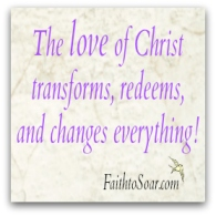 abundant grace and love