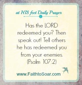 Psalm 107:2